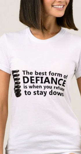 Defiance Women's Shirt