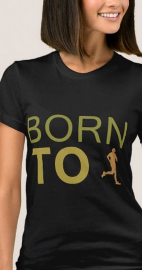 Born To Run Women's T-Shirt