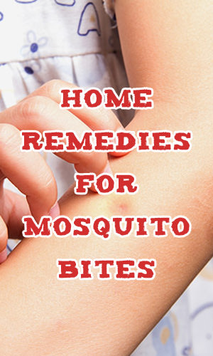 While many of us try our best to avoid getting bitten by mosquitoes, it's impossible to avoid them completely. For the ones that get past us, here are some home remedies that work every time.