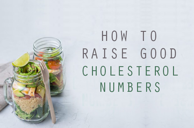 How To Raise Good Cholesterol Numbers