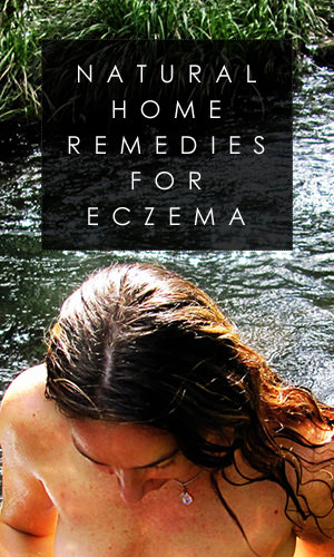 Though not life threatening, the extremely unpleasant nature of eczema can ruin the life of those who suffer from it. Modern medical practitioners lean towards steroidal creams for eczema sufferers, which when used for the long term, can have negative effects. Eczema is a condition for which there is no cure, and it can recur throughout one's life. As such, a more natural remedy is required.