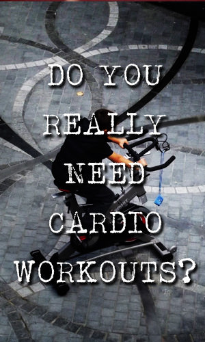 Most people would consider cardio to be pumping away mindlessly on a treadmill, riding a stationary bike, or coasting on an elliptical machine. But is there a better way? Read on to find out.