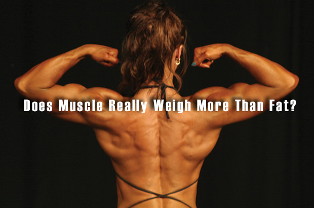 Does Muscle Really Weigh More Than Fat