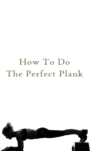 Planking is a simple but effective bodyweight exercise. But it is not easy. Find out how to perfect your plank and fix some of the most common planking mistakes with this guide.