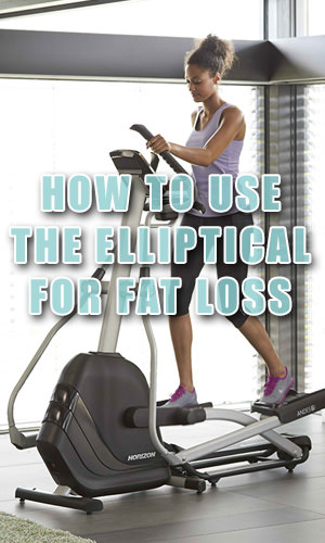 The elliptical is a powerhouse among cardio equipment because it allows you to use a large amount of muscle.The more muscles that are working, the more calories you'll be burning. When used properly, the elliptical is one of the best pieces of equipment to help you shed pounds.
