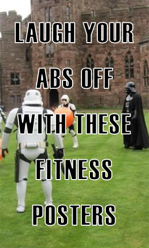 Are you one of 'em fitness sorts? Here are some funny posts we found on the internet that will probably tickle your funny bone.