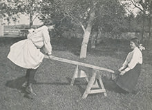 See Saw. You've been doing it all wrong.
