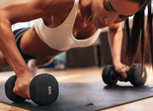 The 7 Best Upper-Body Exercises For People Who Hate Push-Ups