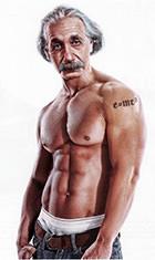 Muscular Einstein