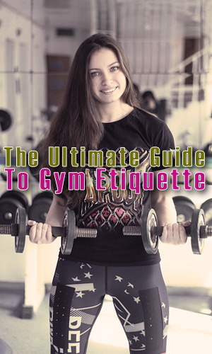 From the locker room to the cardio zone, when it comes to gym etiquette, there are a few rules that everyone should follow. Here are some of them.