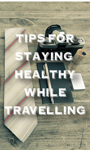 Travelling can take a lot out of you. With long hours on a plane, travel delays, unfamiliar surroundings and no access to your local grocery store, your health can take a real beating. To make sure you're prepared for your next trip, follow these basic guidelines.