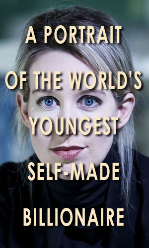When she was 19, Elizabeth Holmes dropped out of Stanford in pursuit of a dream. From that day, for the next 11 years, she has worked tirelessly towards accomplishing her mission. Today, her company is valued at 19 billion dollars. This video takes an in depth view into the business philosophies, work ethic and lifestyle choices that have turned Elizabeth Holmes into the success that she is today.