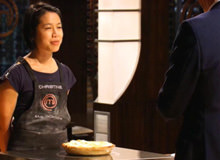 Gordon Ramsay's Comments On This Blind Chef's Apple Pie Brings Tears To Her Eyes