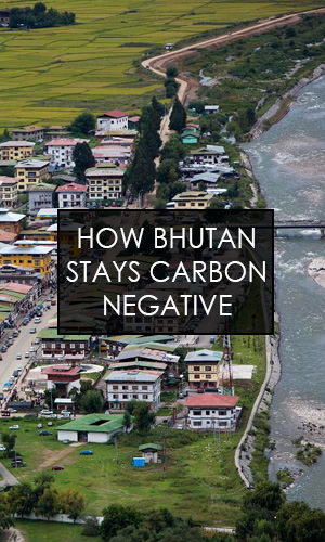 In this illuminating talk, Bhutan's Prime Minister Tshering Tobgay shares how Bhutan is able to leave a negative carbon footprint on the planet.