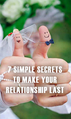 How is it that some couples can stay in love, in good times and in bad. Fortunately, the answer isn't through luck or chance. Here are 7 simple but effective things that happy couples do to stay happy.