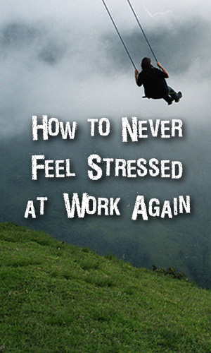 While acute, short-term stress may actually improve performance at work, chronic stress can have damaging effects, including depression, anxiety, insomnia, and high blood pressure. There are various practices we can integrate into our everyday routines that will allow us to better address our own needs in the workplace. Find out what they are.
