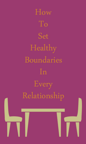 In this article, we will help you identify the signs you need to create more boundaries in your life and walk you through the first steps for choosing love over fear, honoring yourself, and creating healthier and more meaningful connections.