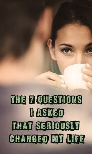 If you aren't afraid to take action, anything is possible. I believe that your life's path can truly come down to a few defining moments and a handful of important questions. Here are seven questions that I asked that changed the course and quality of my life.