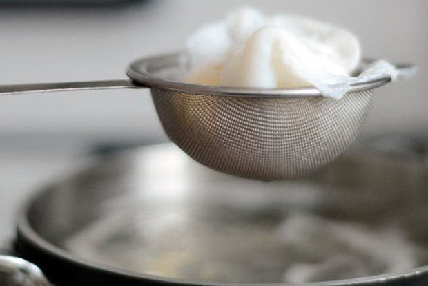 Make a perfect poached egg