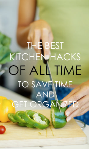 We've compiled the best life changing kitchen tips and put them all into onto one post. Check it out, bookmark it, and watch your life improve.