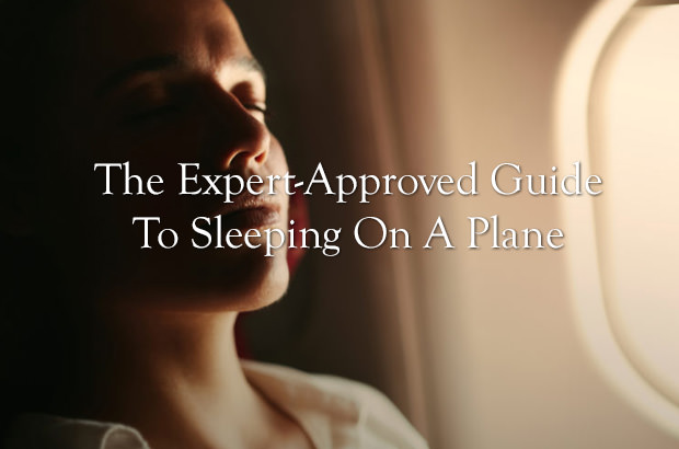 The Expert-Approved Guide to Sleeping on a Plane