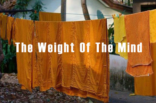The Weight Of The Mind
