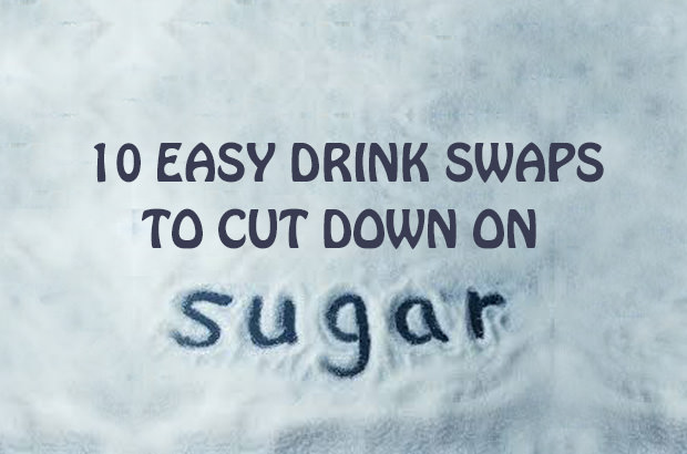 10 Easy Drink Swaps to Cut Down on Sugar