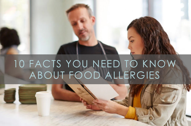 10 Facts You Need To Know About Food Allergies