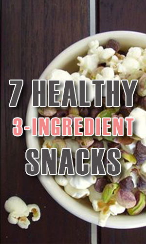 Snacking is the norm in America. It contributes about a quarter of total daily calorie intake for adults. Luckily, snacking can be a beneficial part of your day. Here are seven fresh, tasty and simple snacks you can try today.