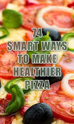 For healthier pizzas, we've created this epic list of all the healthiest pizza fixings so you can build exactly what you (and your body) wants. Read on to find out what they are.
