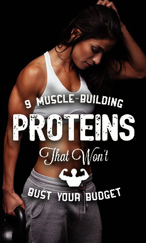 """Everyone knows that if you want to build muscle, you need to eat protein. But it's not always a """"more is better"""" situation. Consume too much protein and you'll start storing excess calories as fat.So how can you get enough protein without busting your budget? Read on to find out more."""
