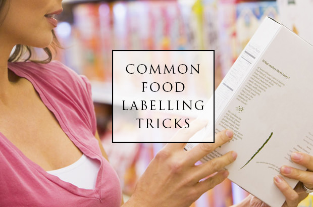 Common Food Labelling Tricks
