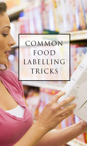 Food labels can be confusing, especially if you're just starting your journey into healthier eating. Here are some labels and phrases that might not mean what you think they do.