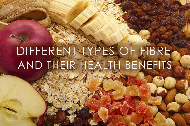 Different Types Of Fibre And Their Health Benefits
