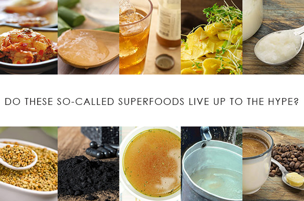 Do These So-Called Superfoods Live Up to the Hype?