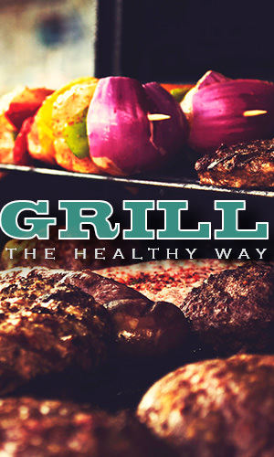 Everyone loves a good barbecue, but research has shown that grilling meats at high heat can cause the carcinogenic compounds to form on your food. By following these few simple steps, you can turn your next barbecue into a healthful one.