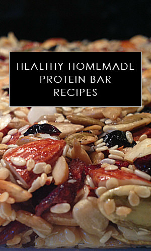 Some of the main complaints about store-bought protein bars is that they are too sweet, tastes stale, and contain a list of undecipherable artificial ingredients. Maybe it's time you stopped putting up with that. Here are 9 simple recipes to make your own.