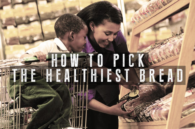 How to Pick the Healthiest Bread