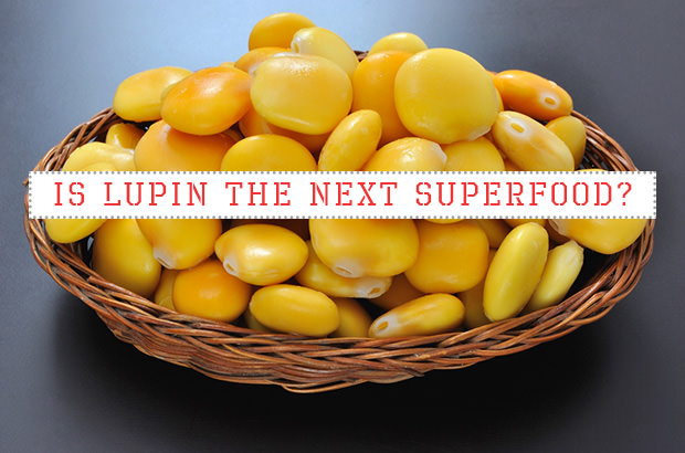 Is Lupin The Next Superfood