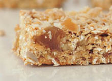 Make Your Own Ginger Vanilla Protein Crunch Bars