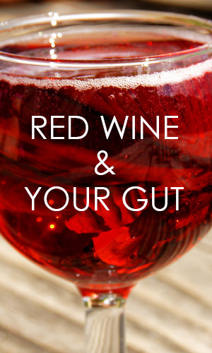You've probably heard that red wine can be a very healthy for your heart. But here's another MAJOR reason how red wine can be a super healthy part of your routine.