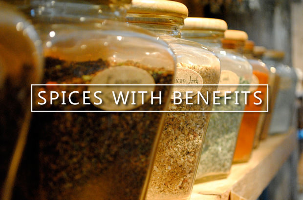 Spices with Benefits