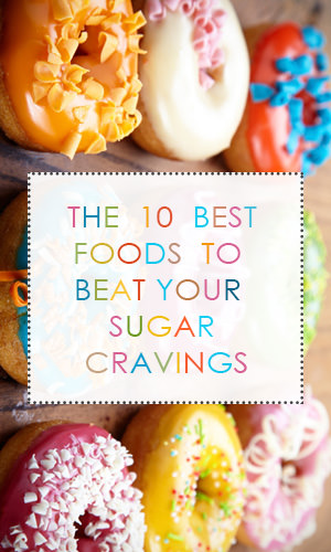 Even if you cut out sweets, the sheer pervasiveness of added sugar to processed foods -- from bread to salad dressing -- makes it hard to give it up without a fight. Read on for 10 foods that can help you kick your sugar habit.