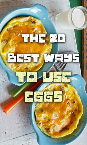 Unless you have a limitless appetite for omelets and scrambles, incorporating eggs into your diet can get boring. But not to worry: Here are 20 creative ways to enjoy the benefits of eggs.