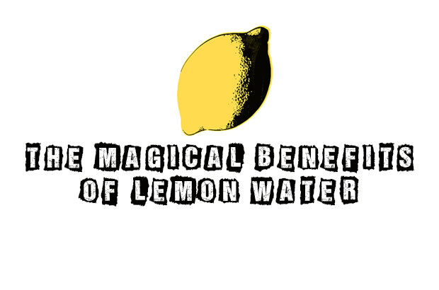 The Magical Benefits Of Lemon Water