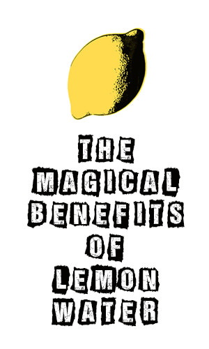 Lemons. Not only are its benefits impressive, it's one of the most substantial yet simple changes you can make for your health. Read on to learn more about it.