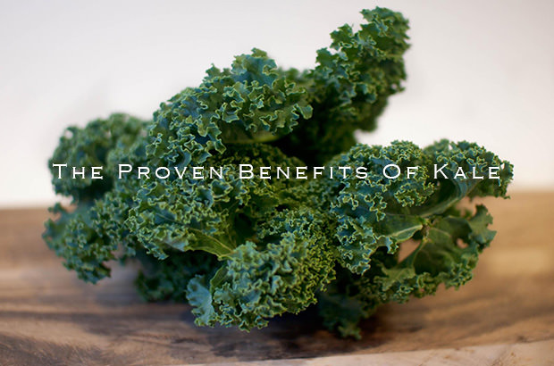 The Proven Benefits Of Kale