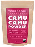 Terrasoul Superfoods Camu Camu Powder (Organic)