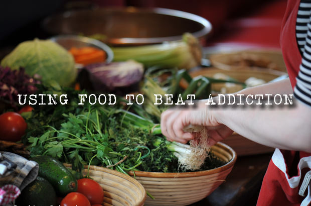 Using Food To Beat Addiction