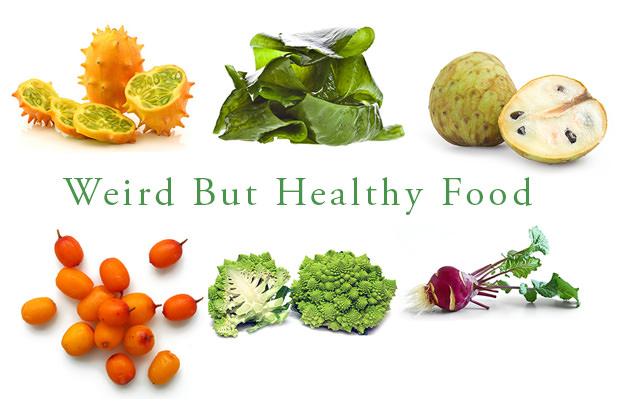 Weird But Healthy Food